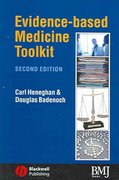 Evidence-Based Medicine Toolkit 2nd Edition 9780727918413 0727918419