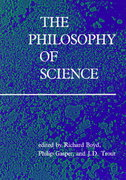 The Philosophy of Science 7th edition 9780262521567 0262521563