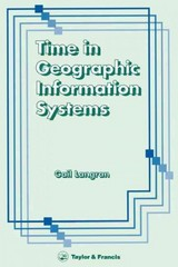 Time In Geographic Information Systems 0 9780748400591 0748400591