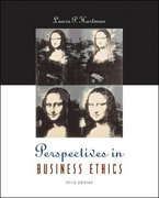 Perspectives in Business Ethics 3rd edition 9780072881462 0072881461