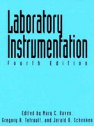 Laboratory Instrumentation 4th edition 9780471285724 0471285722