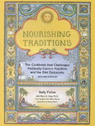Nourishing Traditions 2nd edition 9780967089737 0967089735