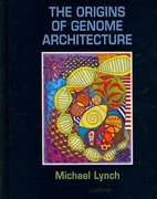 The Origins of Genome Architecture 1st edition 9780878934843 0878934847