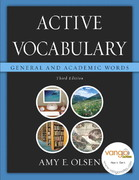 Active Vocabulary 3rd edition 9780321439512 0321439511