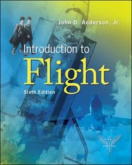 Introduction to Flight 6th Edition 9780073529394 0073529397