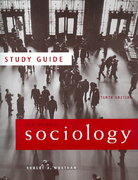 Study Guide for Stark's Sociology 10th edition 9780495093466 0495093467