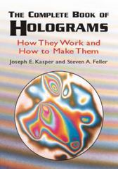 The Complete Book of Holograms 0 9780486415802 0486415805