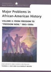 Major Problems in African American History 1st edition 9780669462937 0669462934