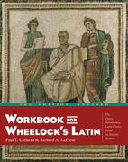 Workbook for Wheelock's Latin 3rd Edition 9780060956424 0060956429