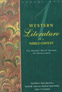 Western Literature in a World Context 1st edition 9780312081249 0312081243