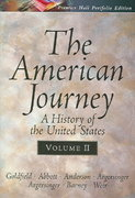The American Journey 0 9780131920996 0131920995