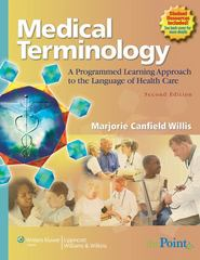 Medical Terminology 2nd Edition 9780781792837 0781792835