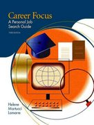 Career Focus 3rd edition 9780131149724 0131149725