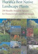 Florida's Best Native Landscape Plants 0 9780813026442 081302644X