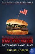 Fast Food Nation 1st Edition 9780061161391 006116139X