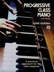 Progressive Class Piano 2nd Edition 9780882842974 0882842978
