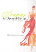 Draping for Apparel Design 2nd Edition 2nd Edition 9781563675508 1563675501