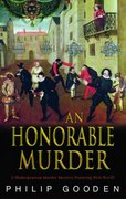 An Honorable Murder 0 9780786715282 0786715286