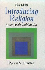 Introducing Religion 3rd edition 9780135035665 013503566X