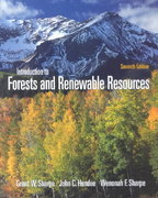 Introduction to Forests and Renewable Resources 7th edition 9780073661728 0073661724