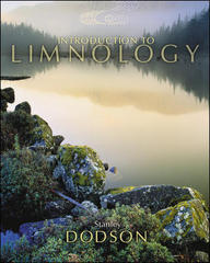 Introduction to Limnology 1st Edition 9780072879353 0072879351