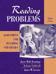 Reading Problems 5th Edition 9780205441211 0205441211