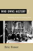 Who Owns History 1st Edition 9780809097050 0809097052