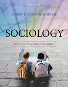Sociology 3rd edition 9780495008484 0495008486