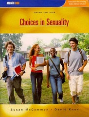 Choices in Sexuality 3rd Edition 9781592602650 1592602657