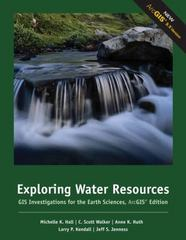 Exploring Water Resources 1st Edition 9780495115120 0495115126