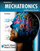 Introduction to Mechatronics and Measurement Systems 3rd edition 9780072963052 0072963050