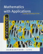 Mathematics with Applications 0 9780321016218 0321016211