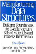 Manufacturing Data Structures 1st edition 9780471132691 0471132691