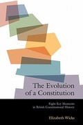 The Evolution of a Constitution 0 9781841134185 184113418X