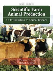 Scientific Farm Animal Production 9th edition 9780132447362 0132447363