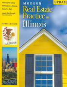Modern Real Estate Practice in Illinois 5th edition 9781419507625 1419507621