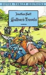 Gulliver's Travels 1st Edition 9780486114941 0486114945