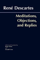 Meditations, Objections, and Replies 1st Edition 9780872207981 0872207986
