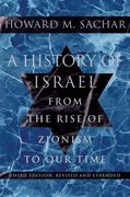 A History of Israel 3rd edition 9780375711329 0375711325
