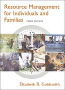 Resource Management for Individuals and Families, 3rd Edition 3rd edition 9781111794088 1111794081