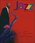 Jazz with Multimedia Companion 10th edition 9780072976427 007297642X