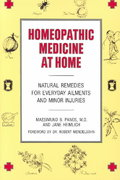 Homeopathic Medicine At Home 0 9780874771954 0874771951