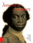 The American Journey 3rd edition 9780131500921 0131500929
