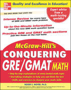 McGraw-Hill's Conquering GRE/GMAT Math 1st edition 9780071472432 0071472436