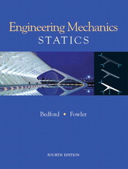 Engineering Mechanics - Statics 4th edition 9780131463233 0131463233