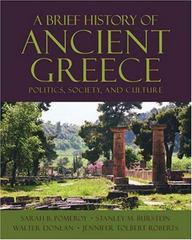 A Brief History of Ancient Greece 0 9780195156812 0195156811