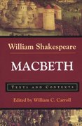Macbeth 1st Edition 9780312144548 0312144547