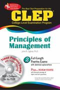 CLEP Principles of Management 0 9780738601250 073860125X