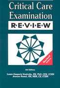Critical Care Exam Review 3rd Edition 9780962724695 0962724696