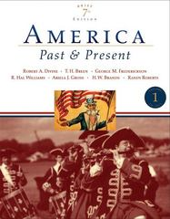 America Past and Present, Brief Edition, Volume I 7th edition 9780321421814 0321421817